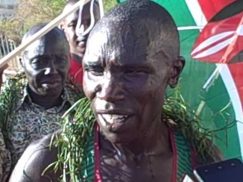 Geoffrey Kamworor 2017 World Cross Country Champion Uganda