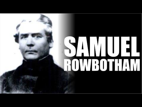 Terra Plana - Samuel Rowbotham