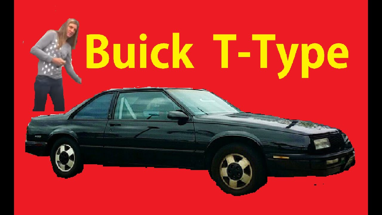 Maxresdefault on 1987 Buick Lesabre T Type