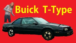 1987 Grand National LeSabre T-Type Poor Mans GNX Buick Coupe Non Regal Turbo