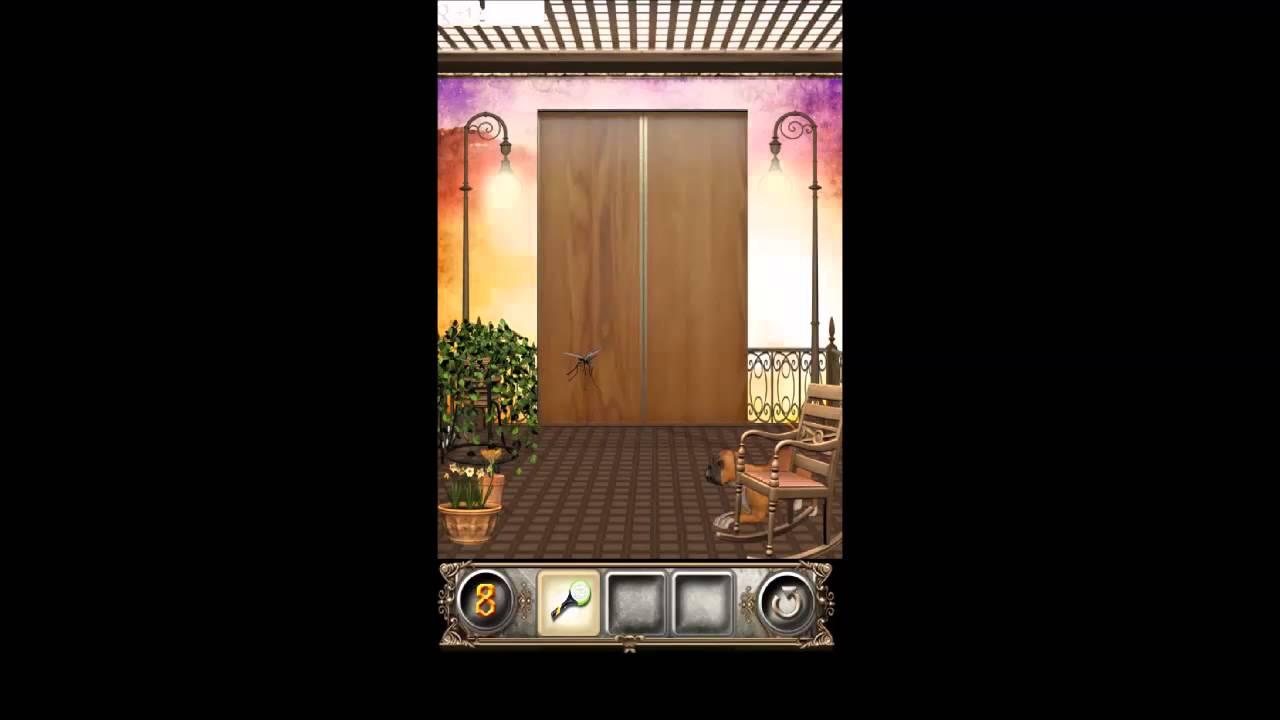 100 Doors Floors Escape Level 8 Walkthrough Youtube