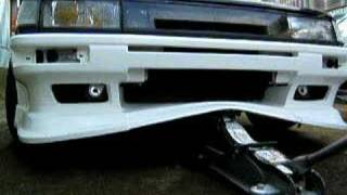 Toyota Levin J-Blood bumper