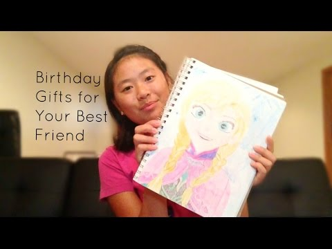 Birthday Gifts For Your Best Friend Chloesspot Youtube