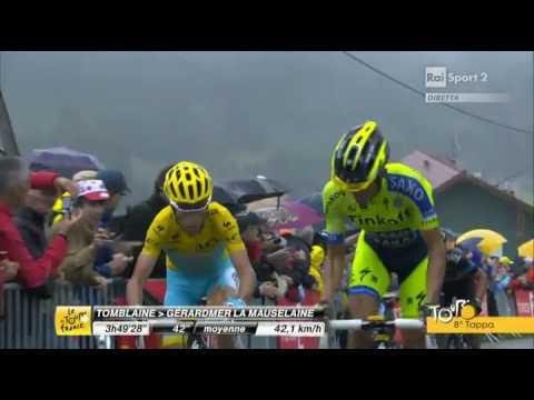 Nibali Contador