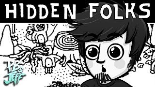 FIND THE CHICKEN! | Hidden Folks