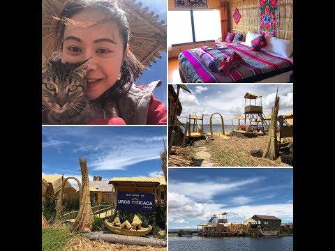2017 Peru (highlights : Amazona, Llachón y Lago Titicaca con Uros Titicaca Lodge)