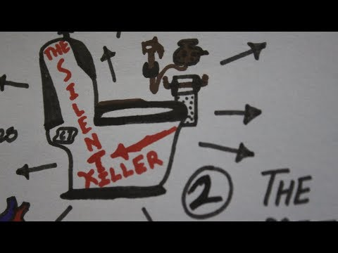 THE KILLER TOILET --- Abhigya