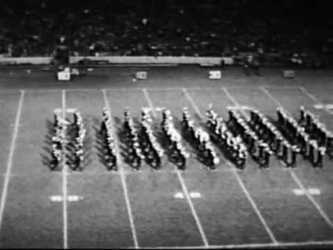 FAMU Marching Band: 1952