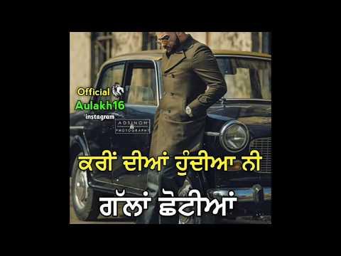 Hard ਟਾਈਮ ਅੱਗੇ ਜੱਟ ਡਰੇ ਨੀਂ ਕਦੇ ✌ - Attitude Status By Tejpal Aulakh