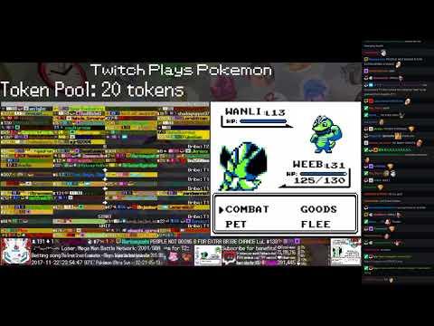 Twitch Plays Pokémon Battle Revolution - Match #99257