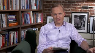 Reporter's Notebook: John Dickerson reflects on turning 50