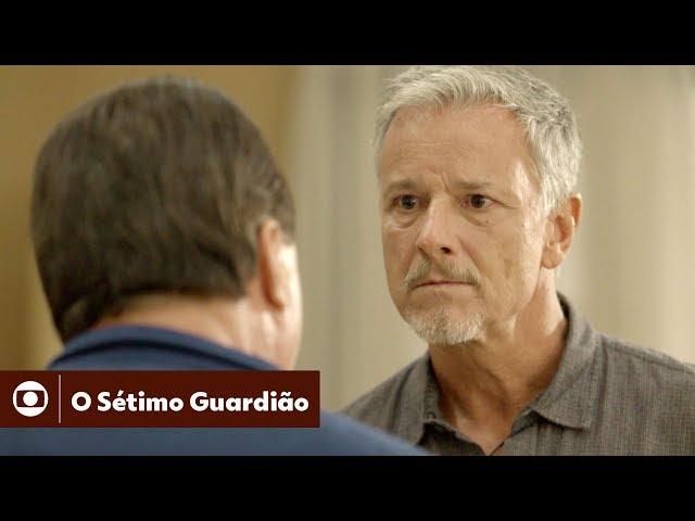 O Sétimo Guardião: capítulo 99, quarta, 6 de março, na Globo