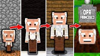 OPA FRANCESCO LEBENSZYKLUS in Minecraft - Vom ABENTEURER zur LEGENDE
