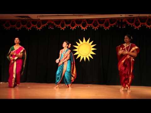 Navrai dance in Nauvari