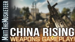 CHINA RISING NEW GUNS GAMEPLAY! | Battlefield 4