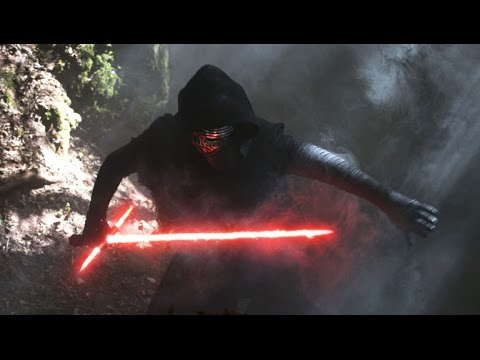 Star Wars VII  Kylo Ren Tribute Get Out A