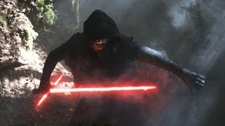 Star Wars VII   Kylo Ren Tribute (Get Out Alive)