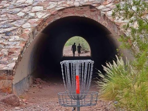 Papago Disc Golf Course - A Day w/ Friends
