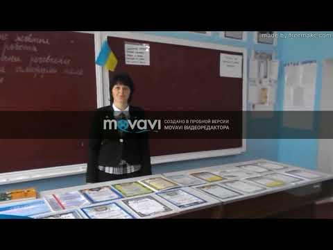 Відеорезюме учасника Вчитель