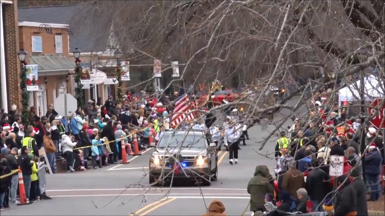 Waxhaw\'s 2016 Christmas Parade - YouTube