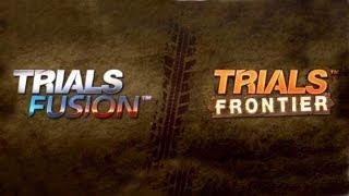 Trials Fusion Reveal Trailer - E3 2013  (Xbox One/PS4/PC) E3M13 - Trials Frontier