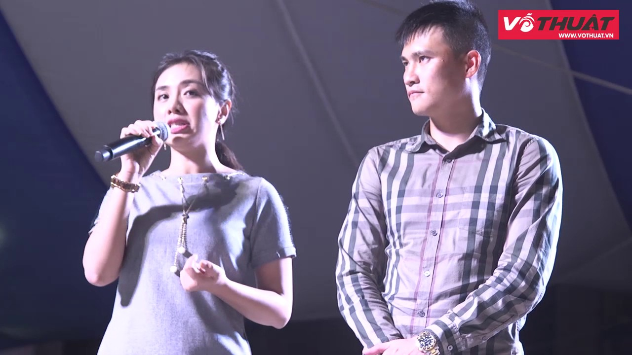 Lê Công Vinh chia sẻ về chấn thương của VĐV Nguyễn Thị Thanh Trúc