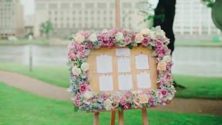 Декор свадьбы в правительственной резиденции К2