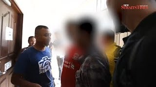 Thai duo caught with pistol, bullets remanded for a week