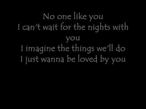 Scorpions  No one like you lyrics