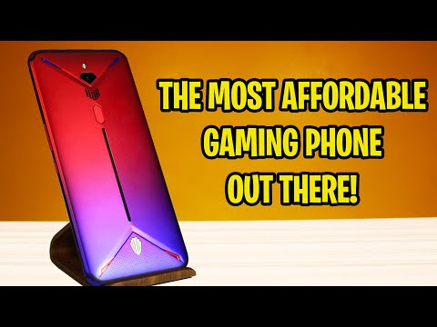 Nubia Red Magic 3s - THE ULTIMATE GAMING PHONE AT A SUPER AFFORDABLE PRICE!