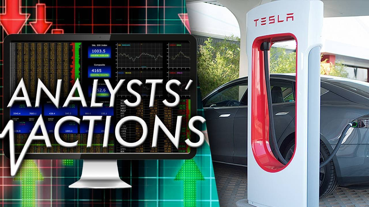 """Tesla Inc (TSLA) Downgraded to """"Equal Weight"""" at Morgan Stanley"""