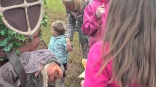 Oakwood Folk, The Grimbles visit Glas-Denbury 2012