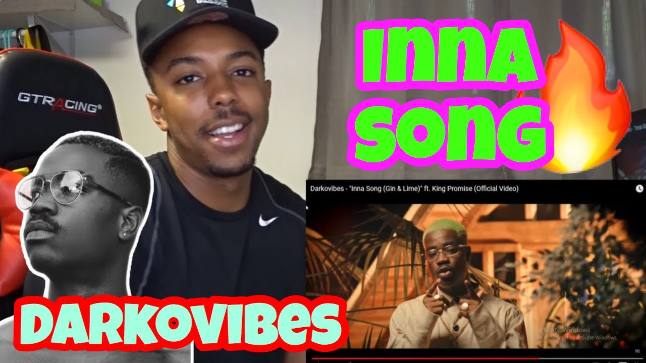 Darkovibes – Inna Song (Gin & Lime) (Feat. King Promise) (LYRICS) - GhanaNdwom