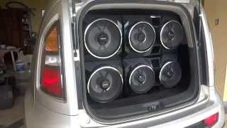 sony gpx88 no carro TREME TUDO