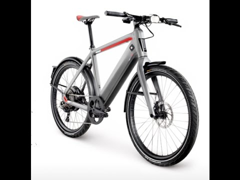 The New Stromer ST2 Electric Bike Review