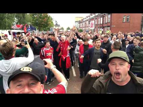 Manchester United Toll Gate Reds On The March To Old Trafford