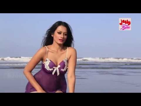 Indian Model 2016   Deepa Micro Bikini Photo-Shoot   Video Shoot #Jellyfame