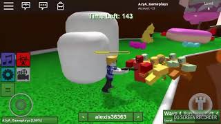 Gameplay zombie eush roblox-animals toys and adventures