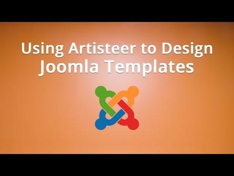 Using Artisteer To Design Joomla Templates