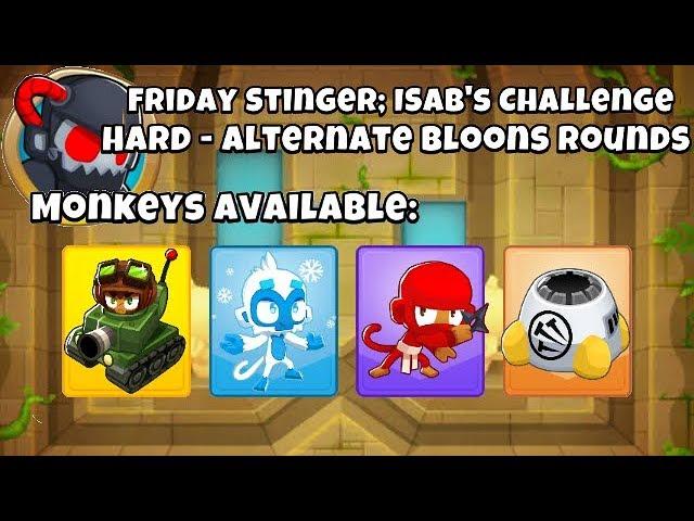 Friday Stinger