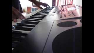 oru padhi kadhavu (Thandavam) instrumental/ keyboard