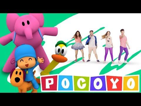 CONECTA KIDS y POCOYO – Loula no te abandonaré  (videoclip oficial)