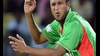 Caught: Shakib's abusive gesture on Live TV