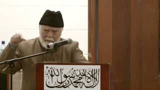 Jalsa Salana Belize 2015 - Keynote Speech by Maulana Mubarak Nazir