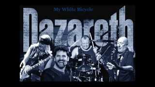 "NAZARETH "" My White Bicycle with Linton osborne  """
