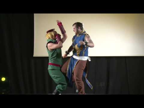 related image - Dijon Saiten 2016 - Concours Cosplay Dimanche - 19 - Street Fighter II