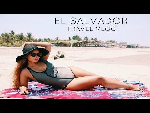 EL SALVADOR TRAVEL DIARY!