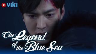 [Eng Sub] The Legend Of The Blue Sea - EP 19   Jun Ji Hyun Gets Shot