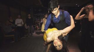 ESMER HAMZA & FURKAN DİNÇER SOCIAL SALSA | DANSADRES LATIN DANCE NIGHT