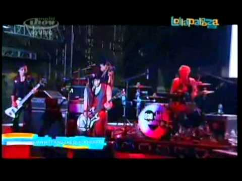 Joan Jett - The French Song @ Lollapalooza Brasil